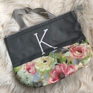 Handbags - K Monogram Bag/Lunchbox-Like New